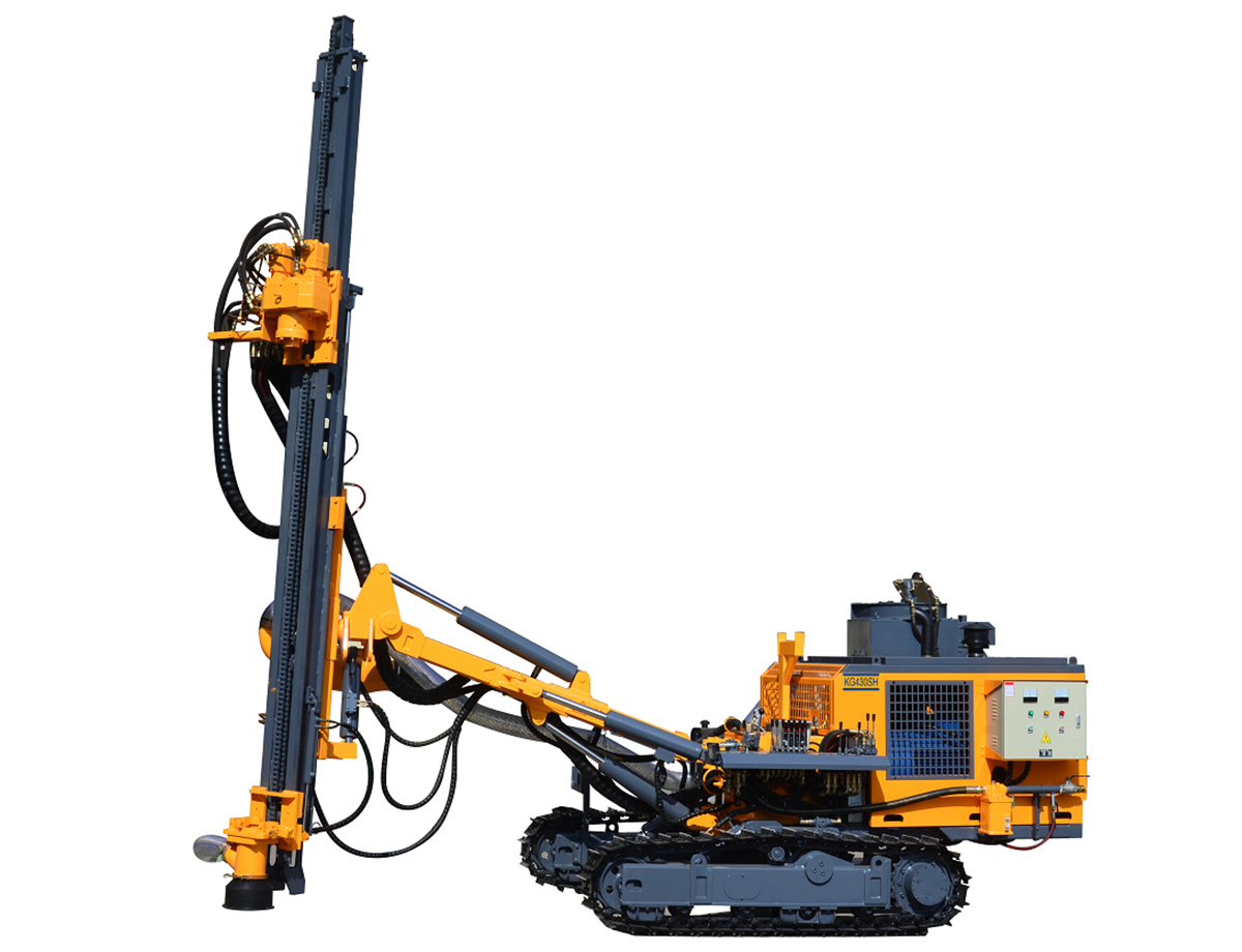 KAISHAN KG430S DTH drilling rig