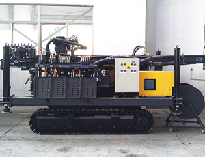 Anchoring Drilling Rig