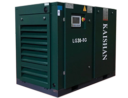 KAISHAN LGCY Diesel Portable Screw Air Compressor
